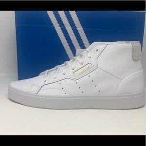 Adidas Sleek Mid EE4726 Leather